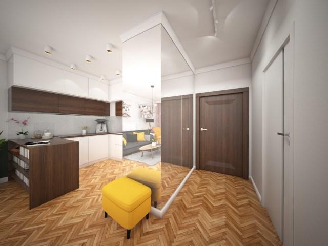 4 2 1440x1080 - Warszawa | projekt mieszkania na wynajem