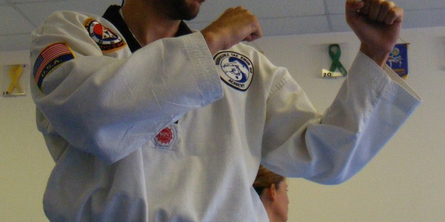 Taekwondo Wellness History