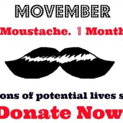 Lets Reduce Male Suicide Rates: Fathers Train Free During Movember