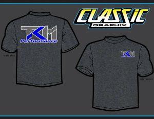 TKM Heather/Blue T-Shirt