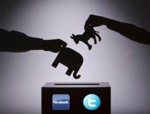 sosyal medya politika