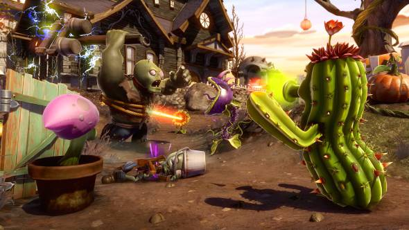Plants versus Zombies: Garden Warfare