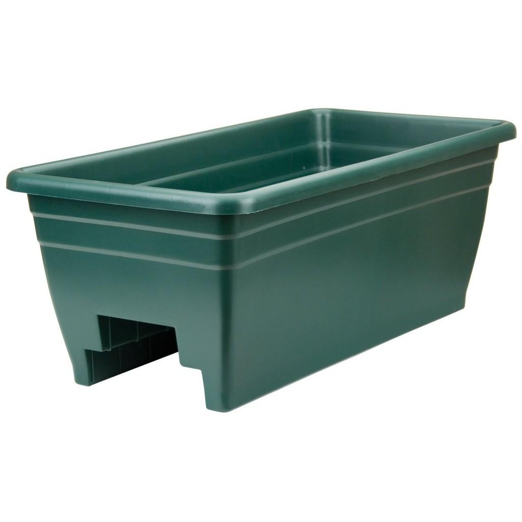 Railing Planter Box