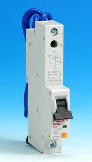 32 Amp 30mA RCBO  Contactum