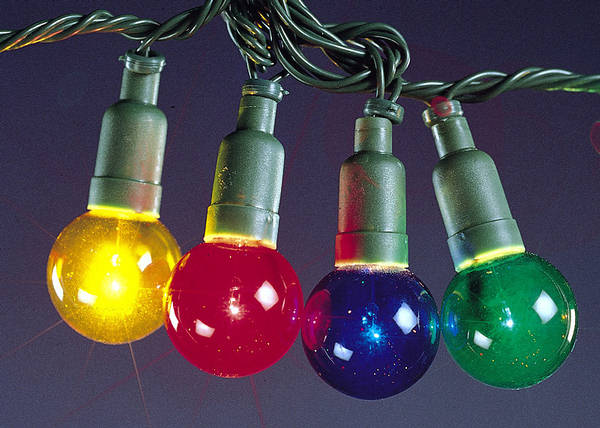 Christmas Lights Bulbs