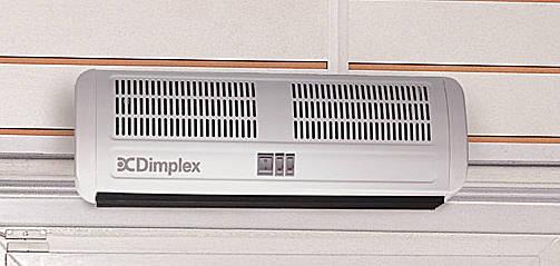 Dimplex AC3N 3kW Warm Air Curtain