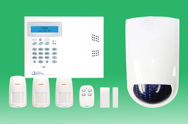 Home Security Systems Alarm