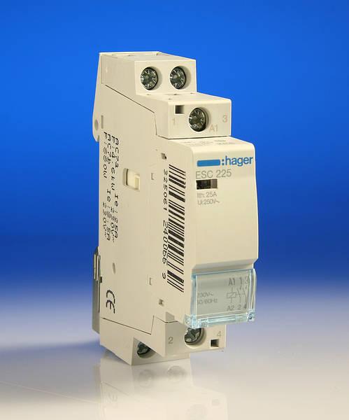 25 Amp 2 Pole Contactor