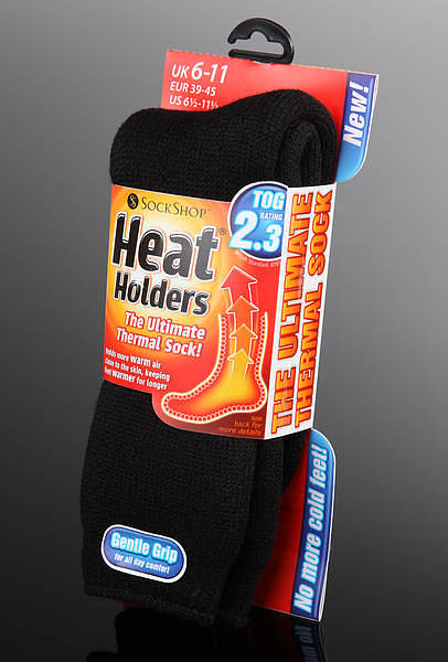 Keep warm this winter with thermal socks!