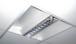 2 x 55w HF PL Recessed Modular  High Frequency CAT2