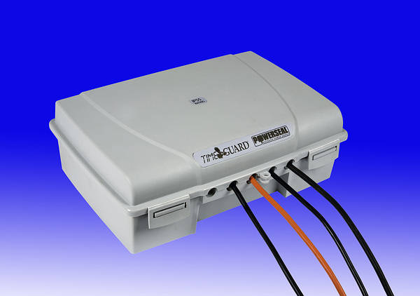 Outdoor Weatherproof Power Boxes To Ip65 And Ip66