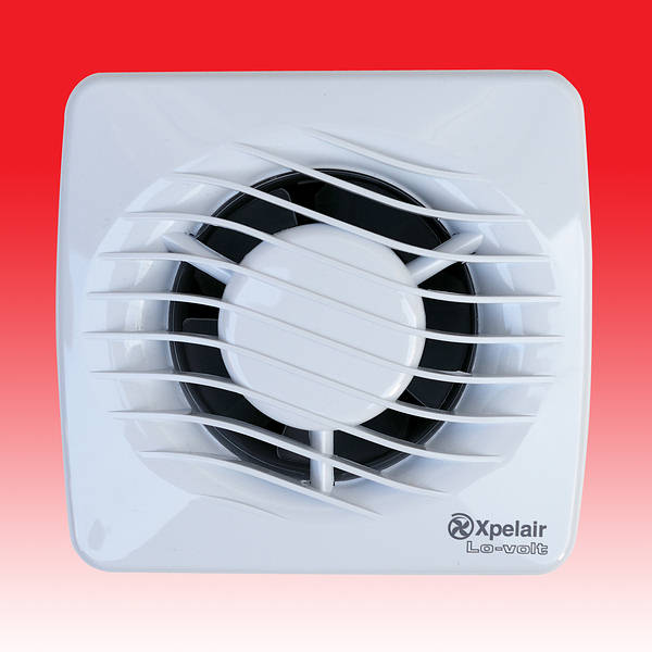 low voltage 12 volt extractor fans