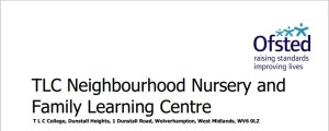 Nursery Ofsted