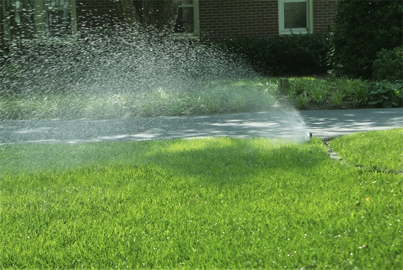 Lawn Sprinklers & Irrigation Services 1