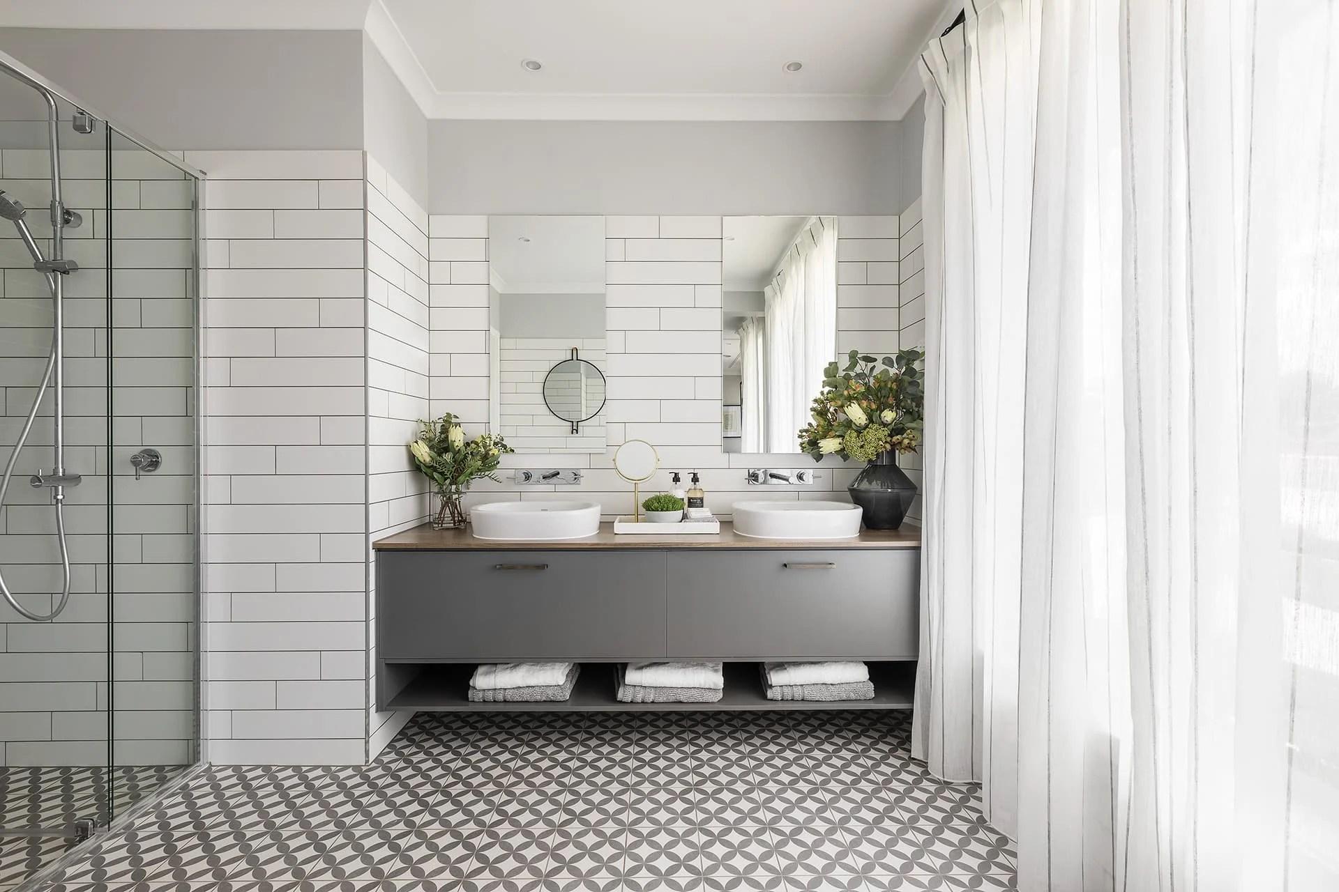 Modern Country Interior Design Ideas - TLC Interiors on Rural Bathroom  id=59847