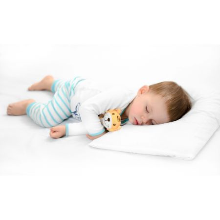 the toddler pillow childs first pillow low profile height adjustable with all natural latex insert
