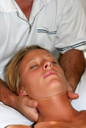massage neck
