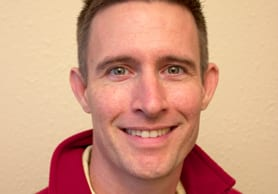 Massage Therapy Instructor Jason Hammond