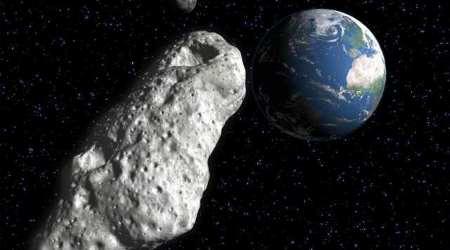Skyscraper-sized Asteroid Will Pass Earth on Halloween 2015...