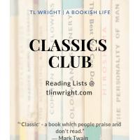 Classics Club Challenge