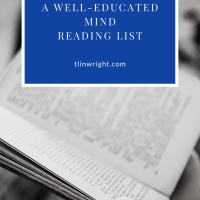 Well Educated Mind Reading List
