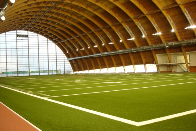 Chicago Bears Training Facility Turbo Link International