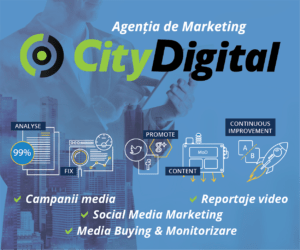 Agenția de Comunicare și Marketing CityDigital