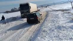 Circulație îngrenată în județul Tulcea