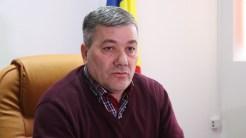 Primarul George Ghiorghe din comuna Izvoarele. FOTO Adrian Boioglu