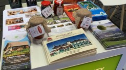 Județul Tulcea este promovat la Târgul Internațional de Turism de la Berlin. FOTO CJ Tulcea