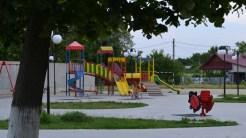 Loc de joacă în comuna Greci. FOTO Tlnews.ro