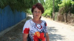 Georgeta Gheorghe, viceprimarul comunei Murighiol. FOTO Tlnews.ro
