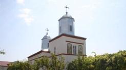 Biserica din Sarinasuf, comuna Murighiol a fost reabilitată. FOTO Tlnews.ro