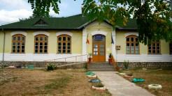 Școala din satul Malcoci, comuna Nufăru. FOTO Tlnews.ro