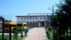 Școala din Murighiol este reabilitată. FOTO Cristina Niță
