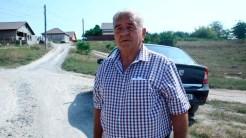 Primarul comunei Nufăru, Ion Dănilă. FOTO Cristina Niță