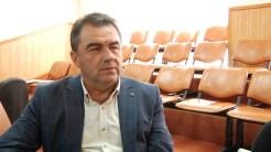 Primarul orașului Isaccea, Anastase Moraru.