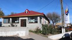 Primăria comunei Mihai Bravu. FOTO Adrian Boioglu