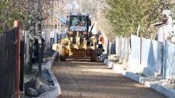 Primăria Turcoaia pregătește asfaltarea străzilor din comună. FOTO Adrian Boioglu