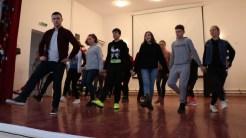 Repetiții la Ansamblul Folcloric Casimcea. FOTO TLnews.ro