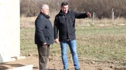 Ion Dănilă, primarul din Nufăru și Ionuț Ciprian Solomencu, viceprimarul din Nufăru. FOTO Adrian Boioglu