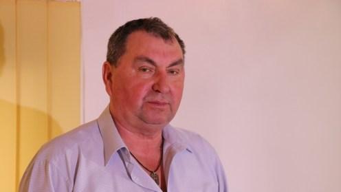 Filip Ivanov, primarul comunei Murighiol. FOTO Adrian Boioglu