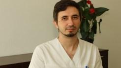 Dr. Ionuț Alin Mergeanu de la OCH. FOTO Tlnews.ro