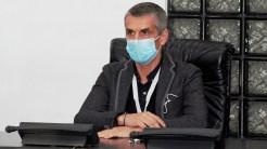 City managerul municipiului Tulcea, Nicolae Bibu. Paul Alexe