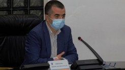 Primarul municipiului Tulcea. Ștefan Ilie. FOTO Paul Alexe