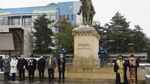 Ziua Națională a României s-a sărbătorit, astăzi, în Tulcea. FOTO CJ Tulcea