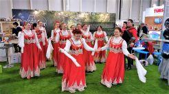 Ruși lipoveni din județul Tulcea își dau întâlnire duminică, 14 martie, la poalele cetății Enisala, pentru a-și lua rămas bun de la iarnă