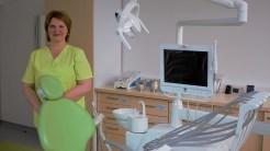 Dr. Cătălina Corduneanu de la Ovidius Clinical Hospital. FOTO Paul Alexe