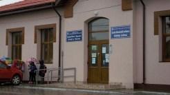 Școala și grădinița din Jurilovca. FOTO Paul Alexe