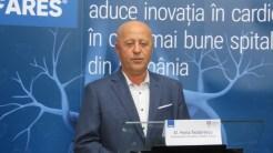 Horia Teodorescu, președintele Consiliului Județean Tulcea. FOTO CJ Tulcea